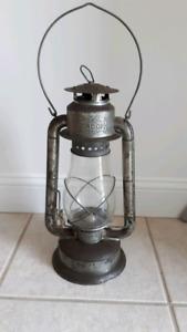 Vintage Beacon Oil Lantern