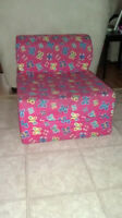 Kids Studio Chair Foam Bed