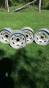 Ford F150 rims