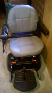 1113 Jazzy Electric Wheelchair $300 OBO