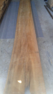 Live Edge White Cedar Slabs