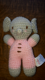 Cath Kidston kids knitted toy