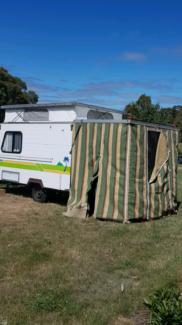 1989 vicount nipper caravan Ballarat Central Ballarat City Preview