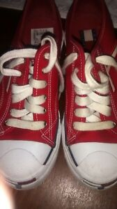 Tommy Hilfger converse style sneakers