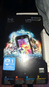 Samsung Galaxy s5 lifeproof case