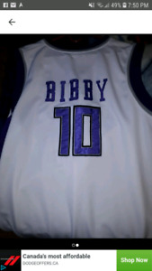 NBA/Sacramento Kings Mike Bibby Jersey