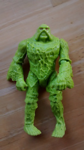 Swamp Thing figure from 1990