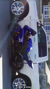 2013 R1 14xxx km with mods or trade for high boost Yamaha viper