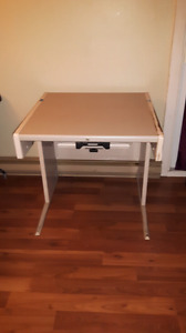 Solid Steel Desk/Workbench