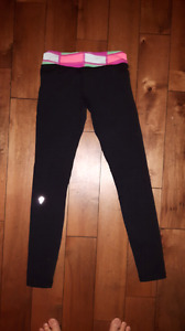 Ivivva size 8 tights