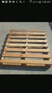 In need of 3 skids delivered if possible