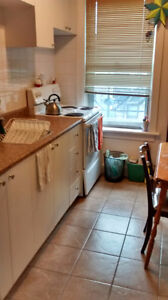 One bedroom apartment in downtown Ottawa