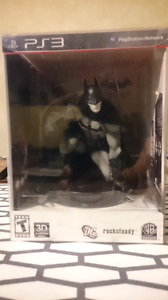 Batman Arkham city collectors edition ps3