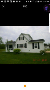 Home in PEI for rent