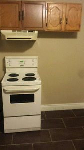 Nice two bedroom heat and lights available