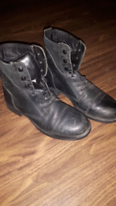 Auken Paddock Boots  Youth Size 3, Size 4 & Ladies 6.5