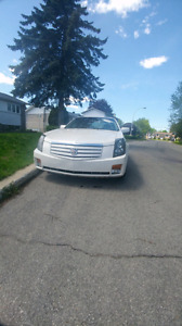 cadillac cts 2007 LOW KM