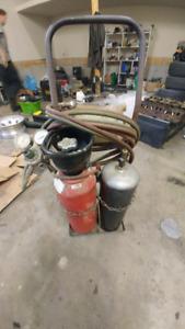 Set de torche acetylene