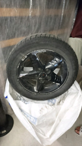 205 55 R16 tires and rims