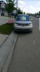 2001 Honda civic 4dr Sedan