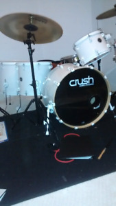 Crush Chameleon Birch Drums