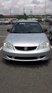 2004 Honda civic coupé automatic 95k