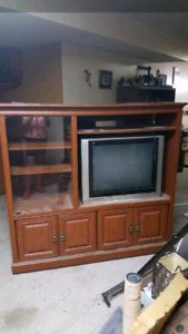 Tv and TV Stand - want gone asap!!!
