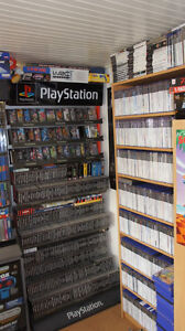 -Retro Playstation Clearance-