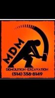 Demolition-Excavation-Drain-Fondation-MDM 514-358-8149