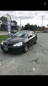02 Acura RSX Type-S *1 Owner*