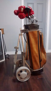 Golf Clubs, Bag and Caddy for sale St. John's Newfoundland image 2