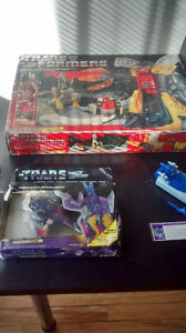 Transformers g1 Generation one vintage and encore West Island Greater Montréal image 1