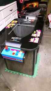 Arcade cocktail table Ms Pacman