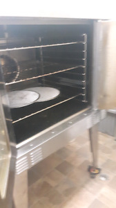 Electric confection oven