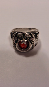 Steling silver ring