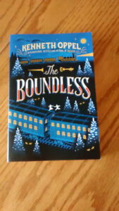 The Boundless, by Kenneth Oppel