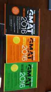 GMAT review guide with quantitative and verbal companion books Cambridge Kitchener Area image 1