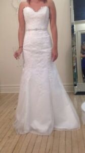 Cosmobella Wedding Dress OBO