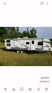 2012 Forest River Salem Travel Trailer