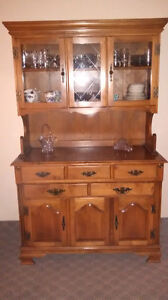 Roxton Dining Room Set, including Hutch - Must sell! Kingston Kingston Area image 1