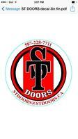 Garage Door Repair. STDOORS ltd Residential Garage Door Division