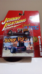 Johnny Lightning Surf Rod by Barris