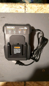 Ridgid 18 Volt Battery Charger R86082