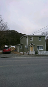 Beautiful 2 Bedroom house for rent in Portugal Cove