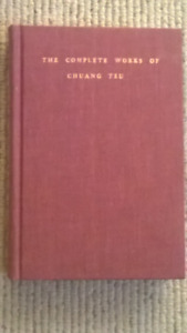 The Complete Works of Chuang Tzu, translated by Burton Watson