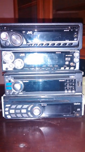 Top of line single din car stereos