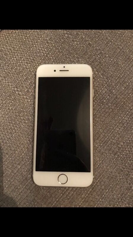 Apple iphone 6 16GB EE gold