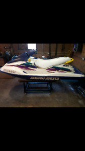 Trade 96 gsx for a 3 seater seadoo or sell for $3200