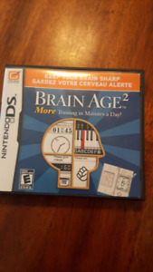 Brain Age 2 for Nintendo DS