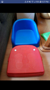 Safey First booster seat